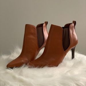 Ralph Lauren Chelsea Stiletto booties- for fall!